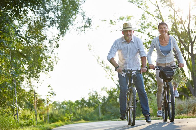 Radtour durch die Vorderpfalz